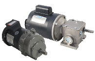 Inline Parallel Shaft Gearmotors